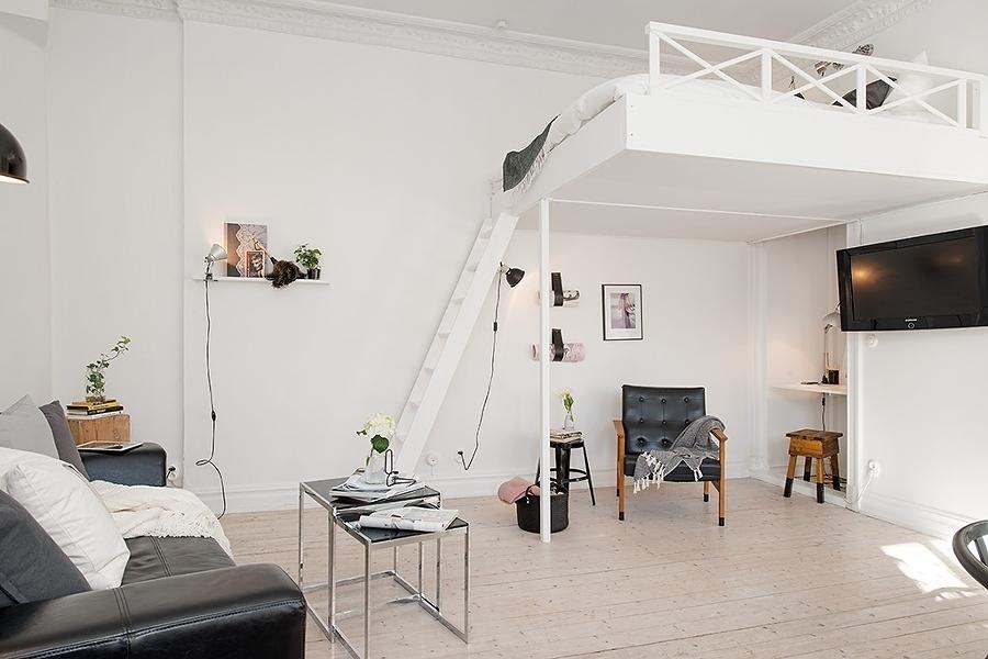 Camas ingeniosas para espacios reducidos ideas decoradores - Base cama almacenaje ...