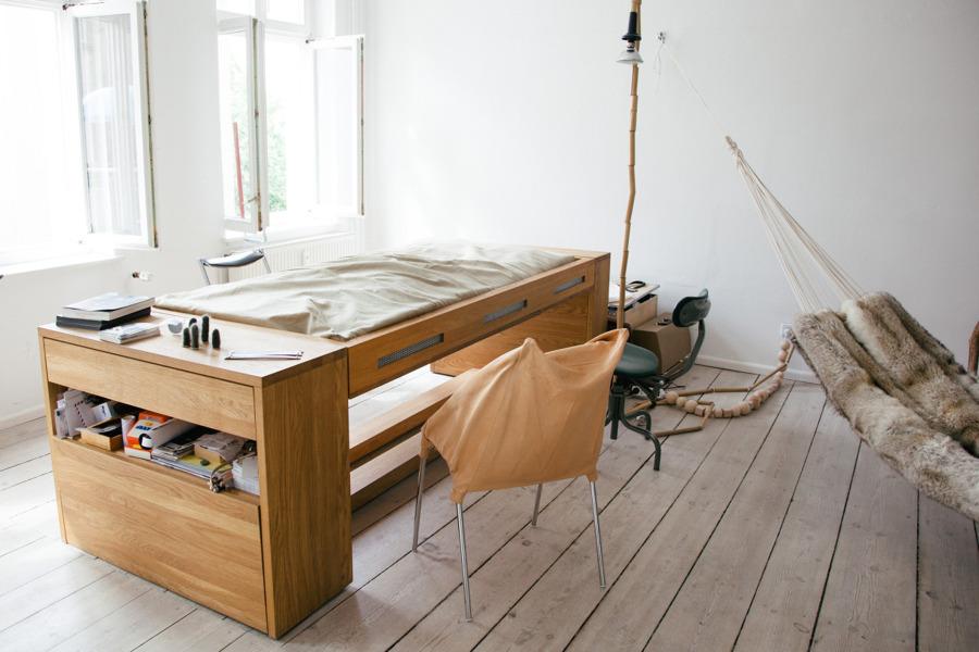 Cama escritorio 3