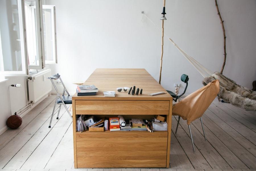 Cama escritorio 1