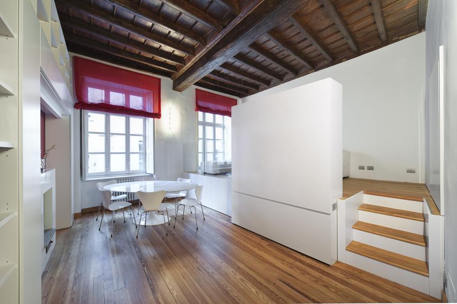 Camas ingeniosas para espacios reducidos ideas decoradores - Cama escondida en mueble ...