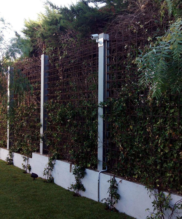 Sistema de seguridad perimetral exterior y sistema de - Camaras videovigilancia exterior ...