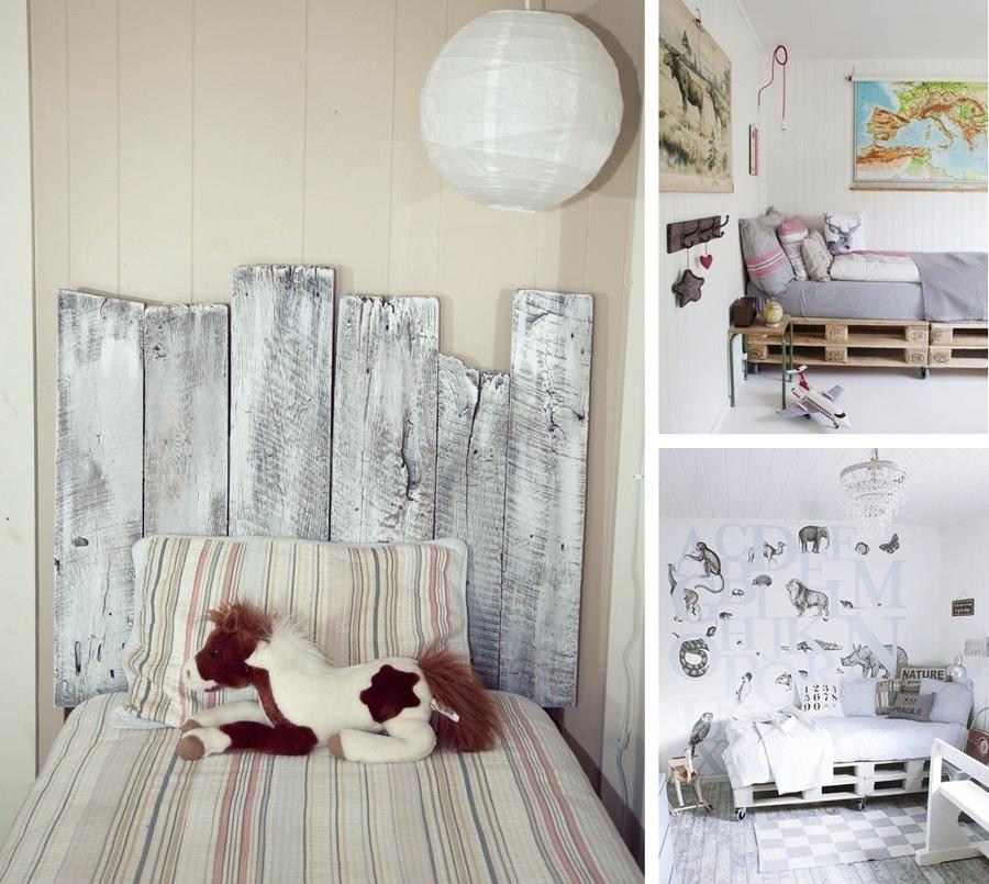camas palets composición