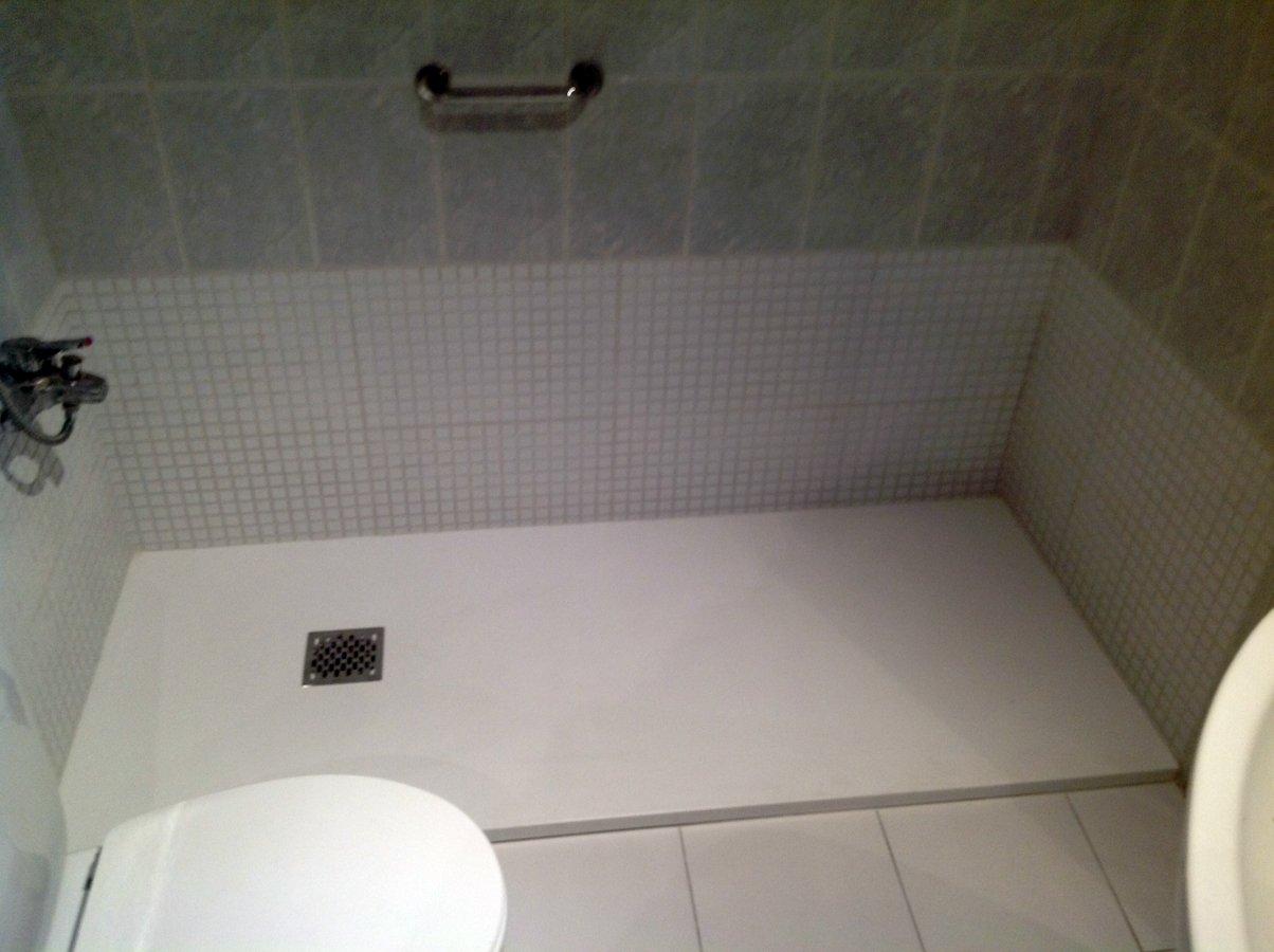 Cambio ba era por ducha irun ideas reformas ba os - Cambio de banera por plato de ducha sin obras ...