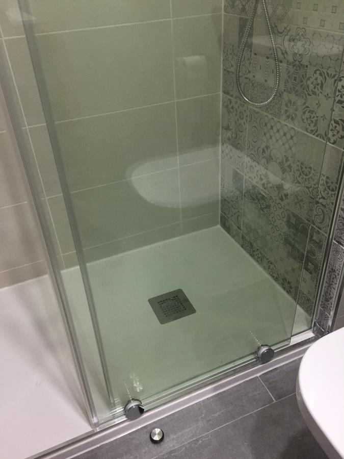 Cambio bañera por plato conducha