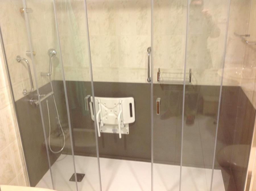 Foto cambio ba era por plato de ducha 1 despu s de - Como cambiar banera por ducha sin obra ...