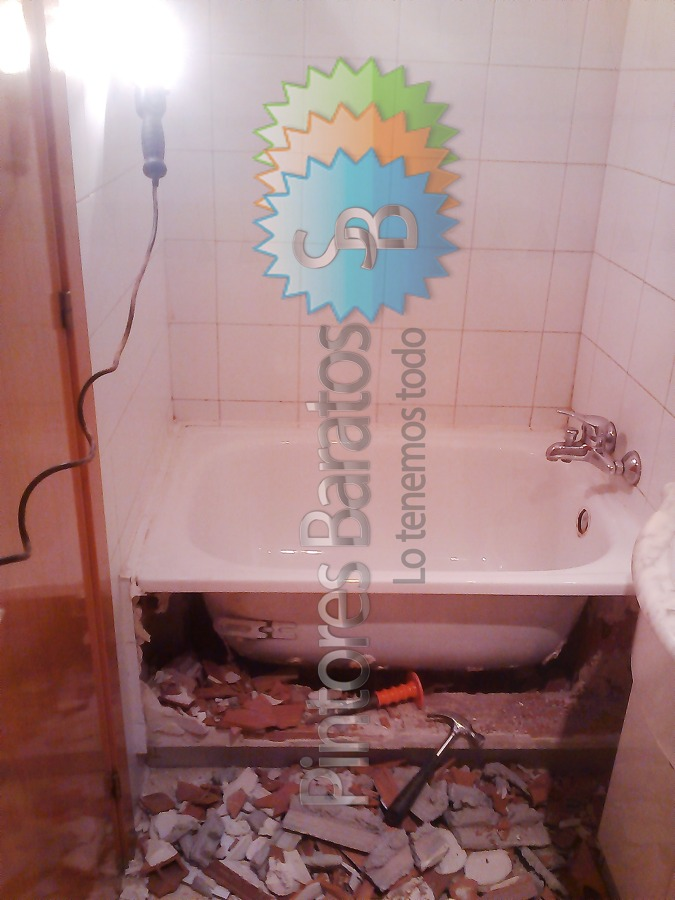 Foto cambio ba era por plato de ducha 100 x 0 70 de - Cambio plato de ducha por banera ...
