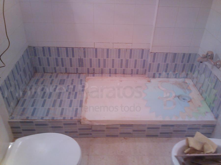 Foto cambio ba era por plato de ducha 550 de pintores - Cambio banera por ducha madrid ...