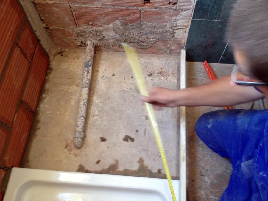 Foto cambio ba era por plato ducha de forvana building - Cambio plato de ducha por banera ...