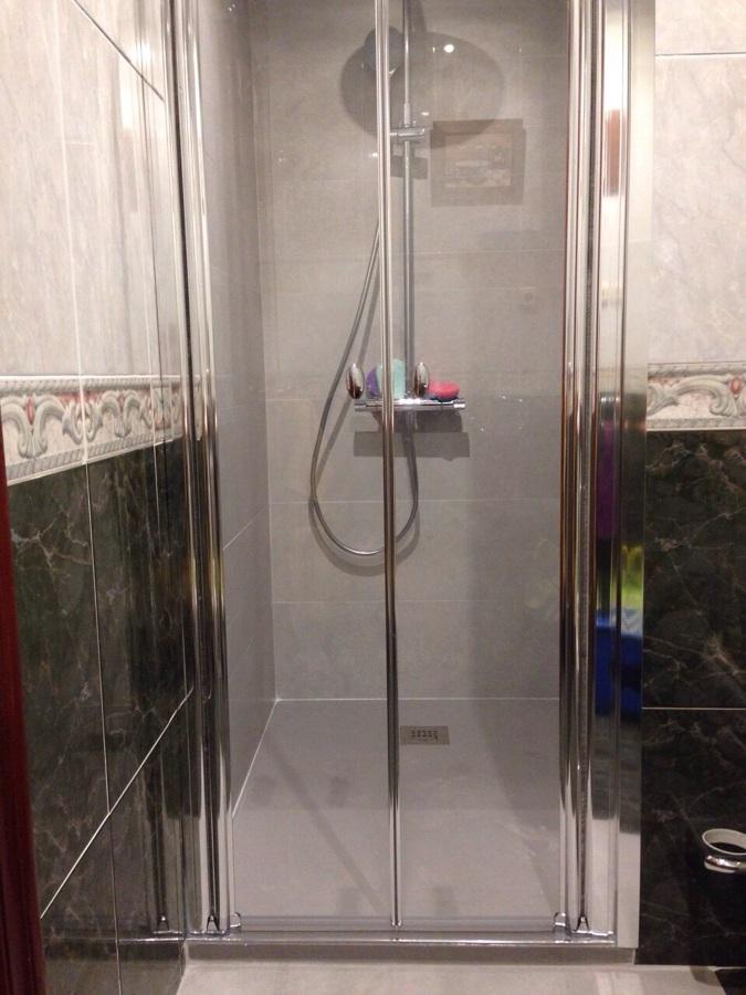 Cambiar ba era por plato de ducha ideas reformas ba os - Sustituir banera por plato ducha ...