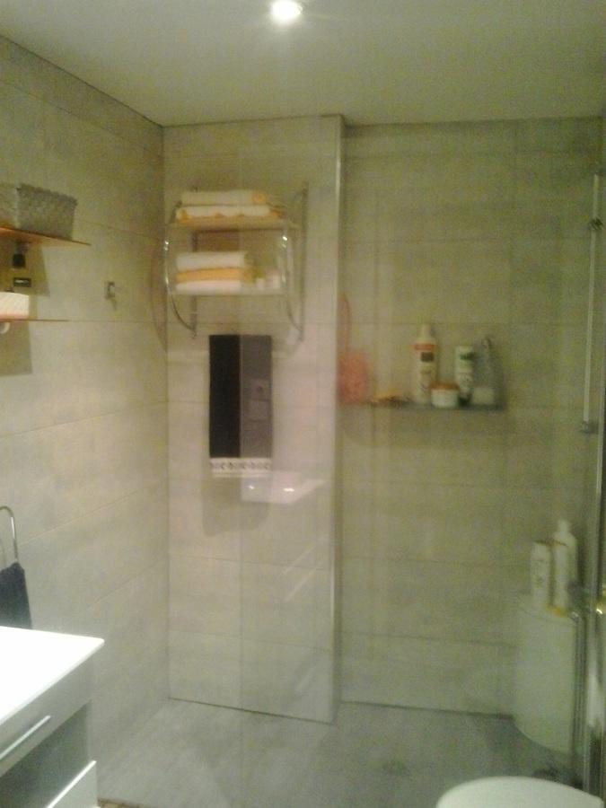 Cambio de bañera por ducha de obra