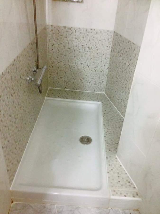 Cambio de ba era por plato de ducha ideas reformas viviendas - Cambio de banera por ducha ...