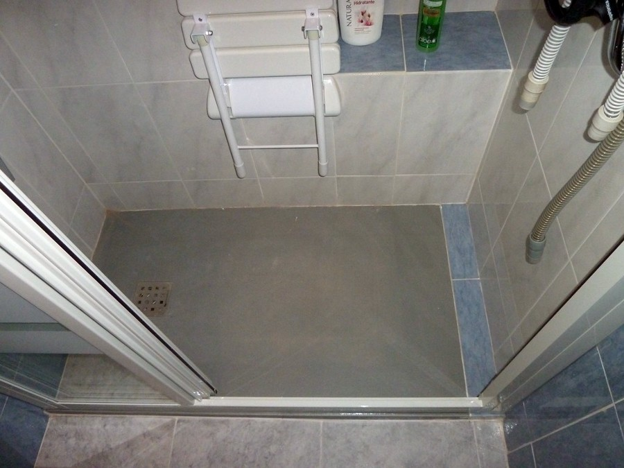 Cambio de bañera por plato de ducha Mataro.