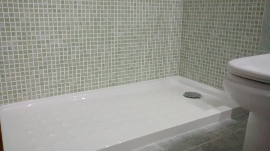 Cambio de ba era por plato de ducha ideas alba iles for Banera plato de ducha