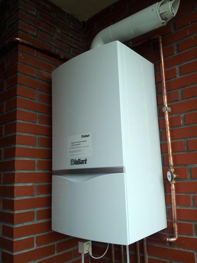 Cambio de caldera en basurto ideas calefacci n - Armario exterior caldera gas ...