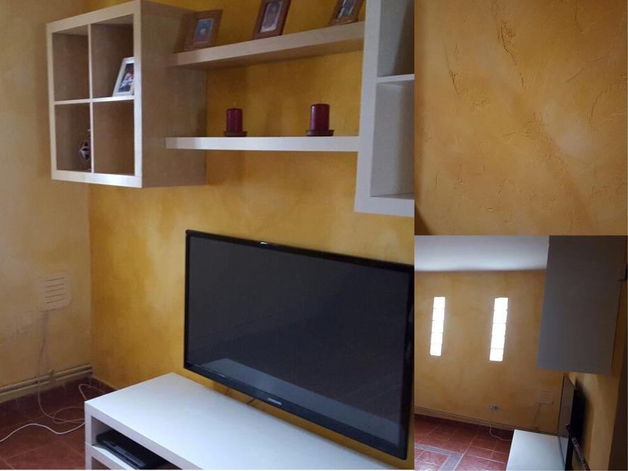 Reforma de paredes en madrid ideas pintores - Pintores de paredes ...