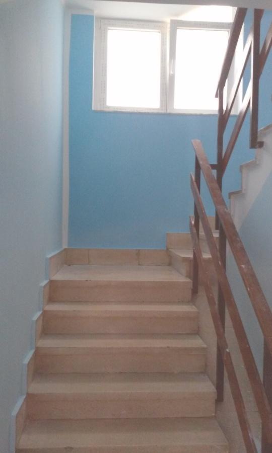 cambio de portal y escalera
