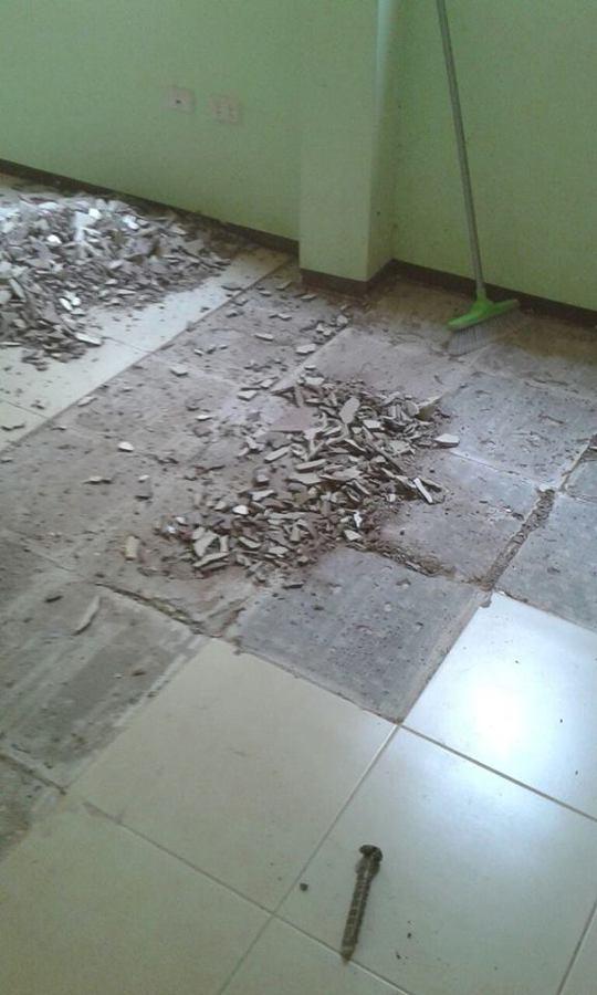 Cambio de suelo