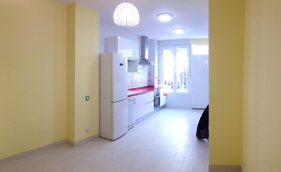 Cambio de uso de bar cafeter a a vivienda en m stoles for Cambio de uso de oficina a vivienda
