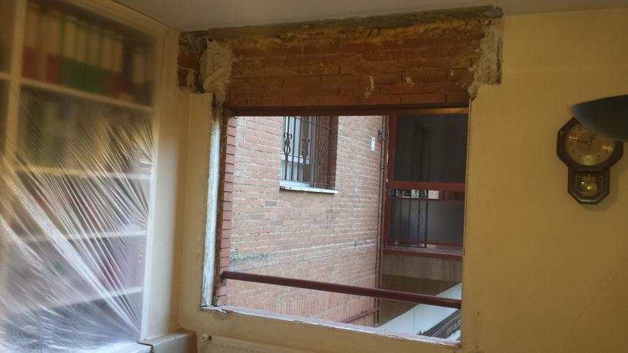 Cambio de ventanas ideas carpinter a aluminio - Presupuesto cambio ventanas ...