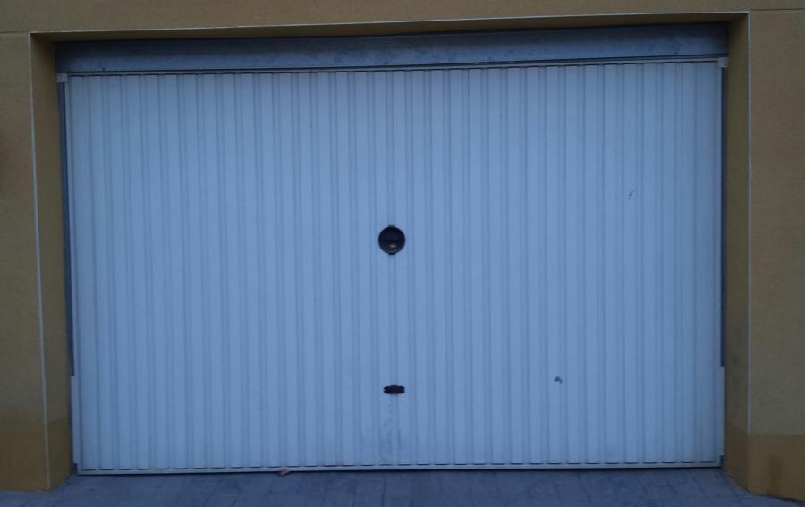 Cambio de puerta de garaje ideas cerrajeros - Cambio de puertas ...