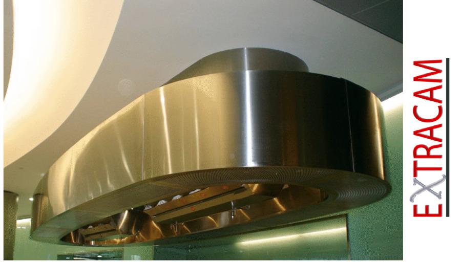 Extracciones de humo en cocinas industriales ideas - Extraccion de humos y ventilacion de cocinas ...