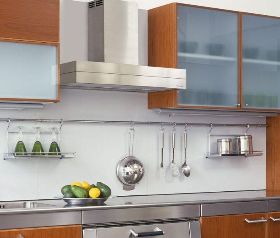 Consejos para comprar una campana de cocina ideas - Campanas modernas para cocinas ...