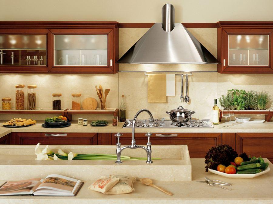C mo acertar con la campana extractora de tu cocina ideas decoradores - Campanas decorativas baratas ...