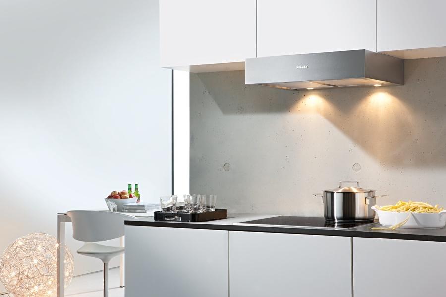 C mo acertar con la campana extractora de tu cocina for Campana extractora para cocina