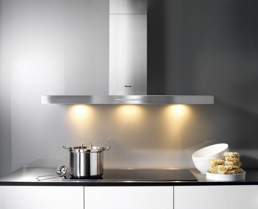 C mo acertar con la campana extractora de tu cocina ideas decoradores - Campana extractora cocina ...