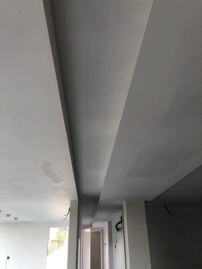 canal techo para iluminación