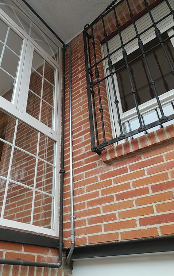 Canalización exterior 2