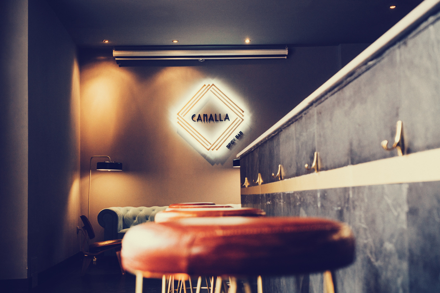 CANALLA | Spicy music bar | Granada