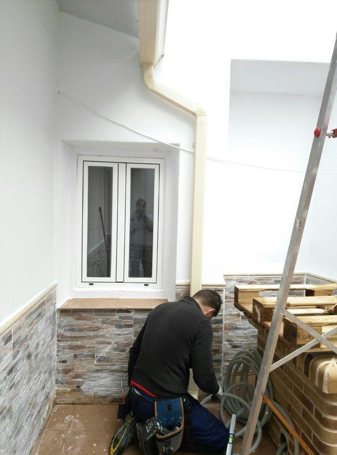 Canalones sebastian ideas tejados for Canalon de aluminio