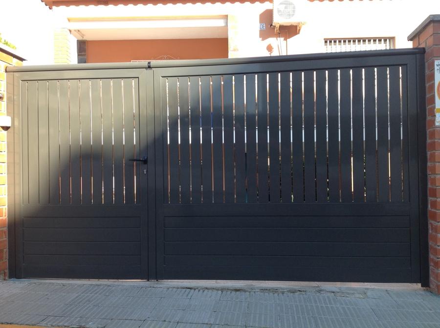 Cancelas de segunda mano gallery of puertas de mobila de - Puertas de garaje de segunda mano ...