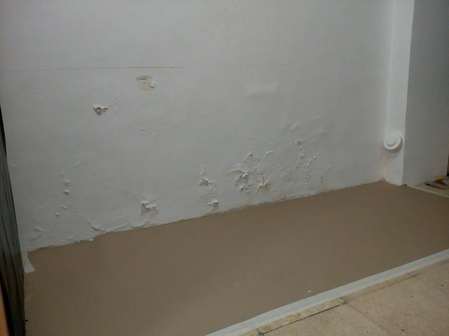 Capilaridad en paredes