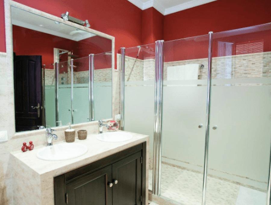 C mo elegir una mampara para tu ducha ideas reformas - Como hacer una mampara ...