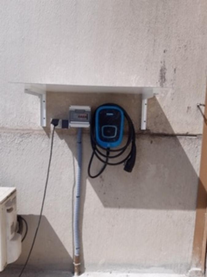 CARGADOR ELECTRICO TRIFASICO 22 KW