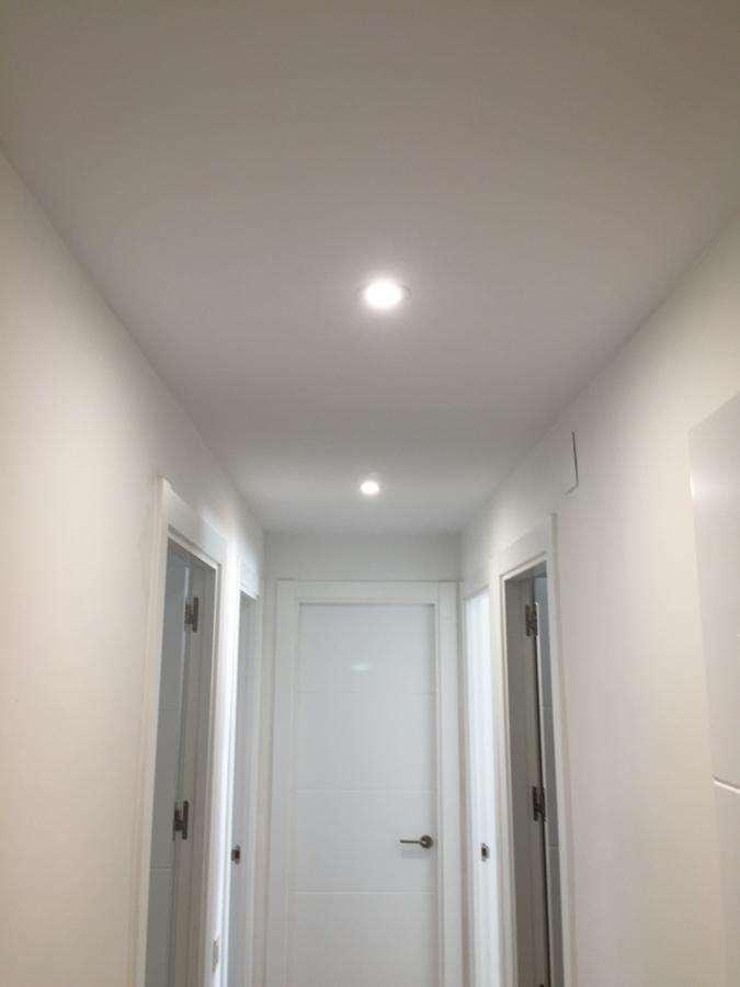 Carpintería e iluminación