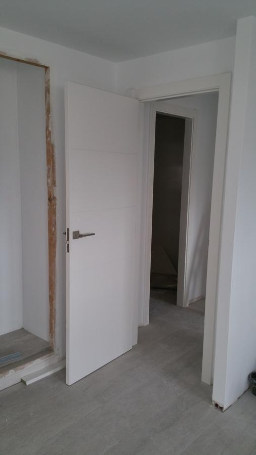 Carpinteria interior blanca
