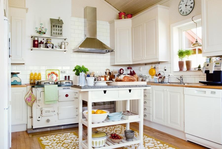 8 muebles de ikea que mejoran la decoraci n de tu casa for Carrito cocina ikea