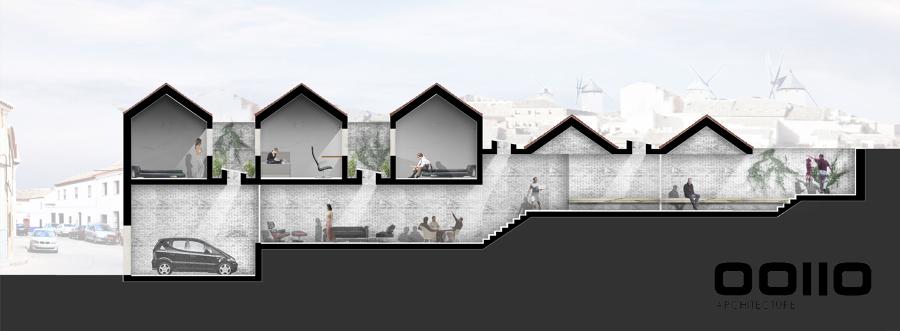 Casa 2QR_Sección