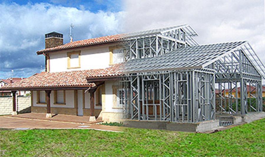 Construcci n casas prefabricadas de acero ideas - Construccion de casas prefabricadas ...