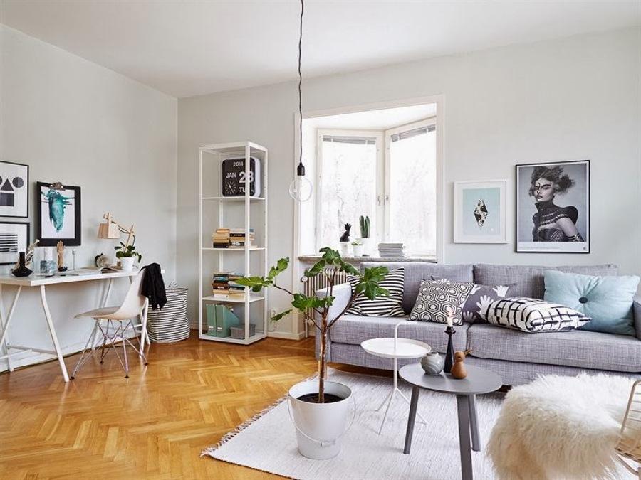 Trucos para decorar tu casa si vives de alquiler ideas for Decorar casa alquiler