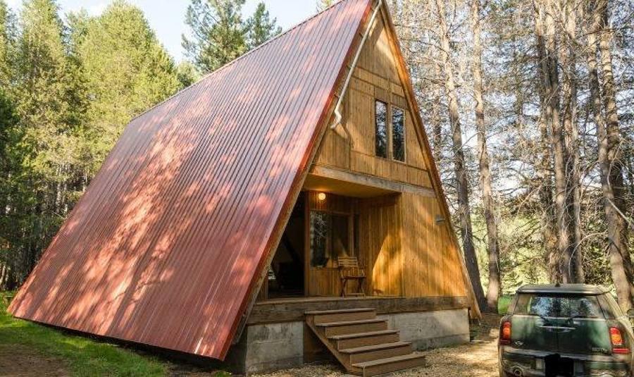 Casas Alpinas Madera Ideas Construcci