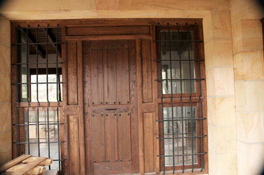 Foto casa campo segovia de proyectos 188579 habitissimo - Casas de madera alcorcon ...