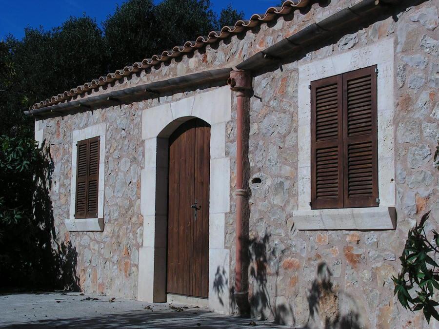 Trabajos r sticos en mar s y piedra ideas construcci n casas - Construccion casa de piedra ...