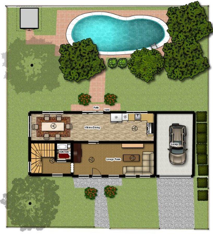 Dise os de obras en madrid ideas construcci n casas for Apartamentos con piscina en valencia