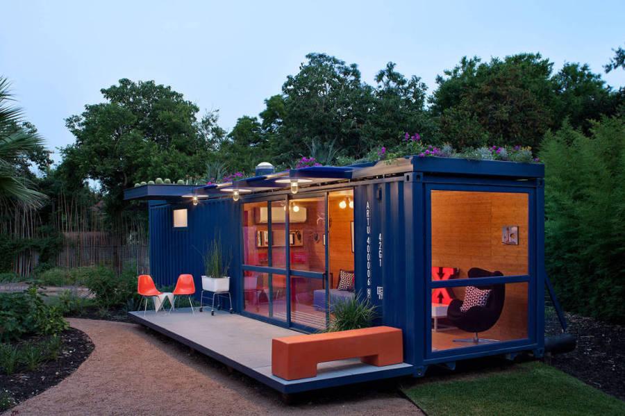 15 contenedores para vivir de forma alternativa ideas - Casas contenedor espana ...