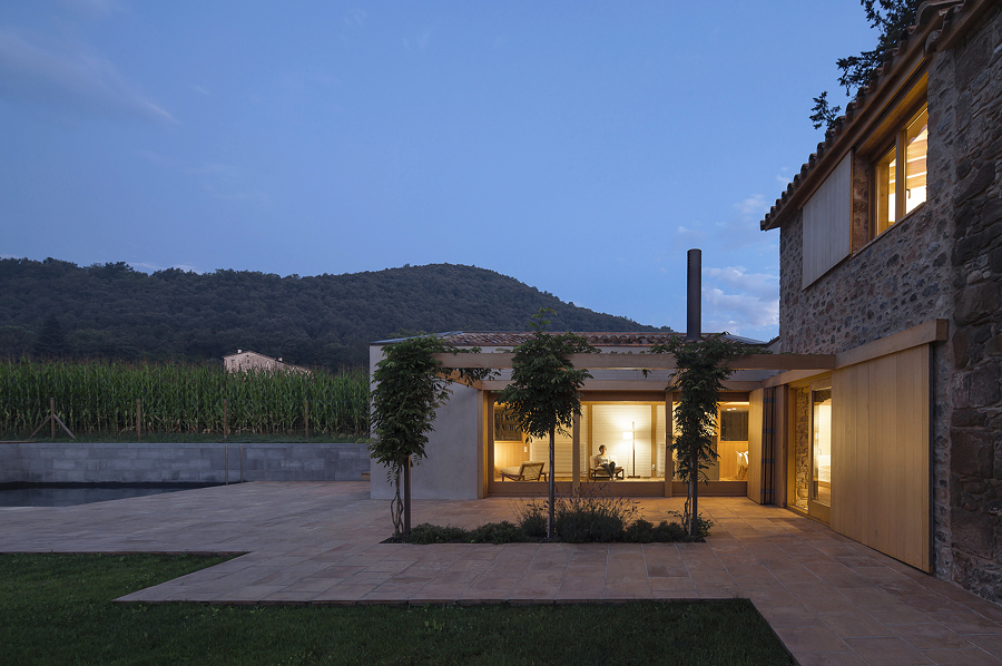 Casa de alma rural