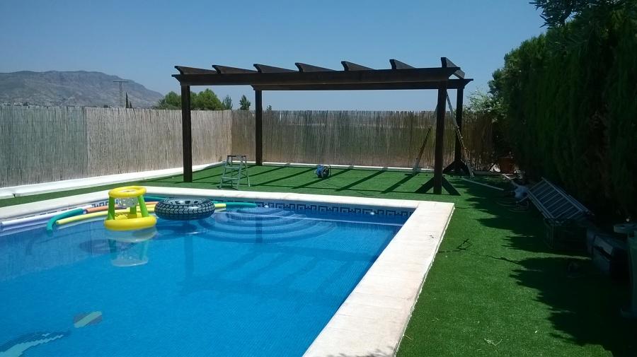 Casa de campo ideas construcci n piscinas - Construccion casas de campo ...